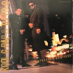 KOOL G RAP & D.J. POLO:STREETS OF NEW YORK(JACKET A)