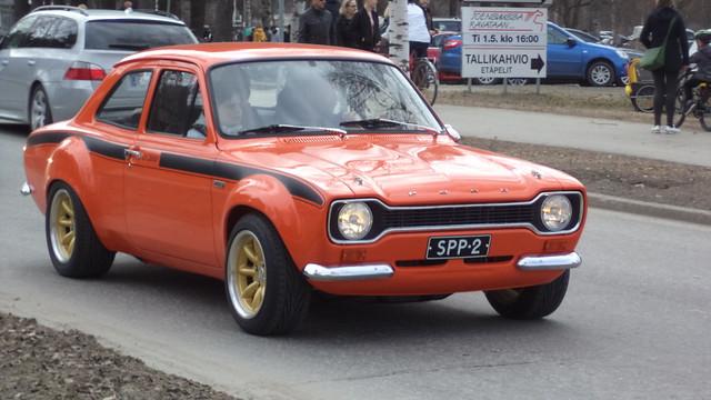 FORD escort finlandia 1970 01.05.18, Sony DSC-W710