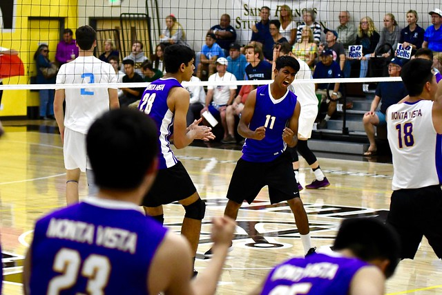 Boys volleyball: CCS Finals vs Bellarmine CP