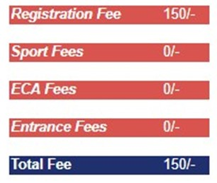 DU Registration Fee mandatory