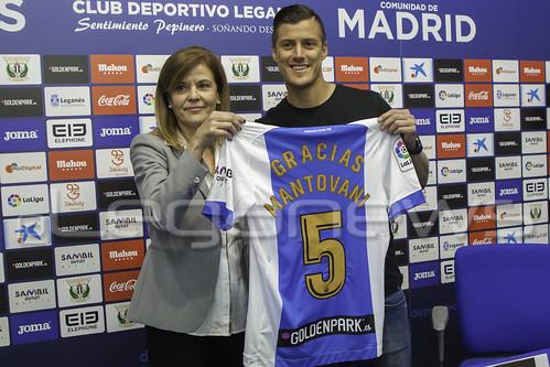 Despedida de Martín Mantovani 16/05/2018
