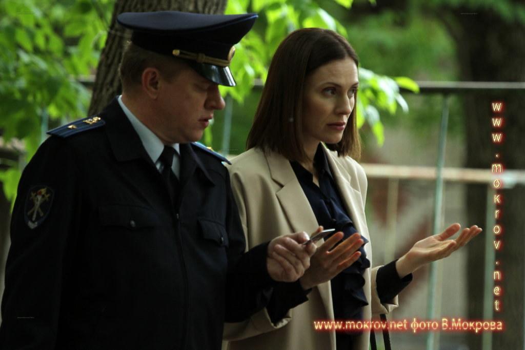Актриса - Тара Амирханова Смотреть сериал  «Морозова сезон первый»