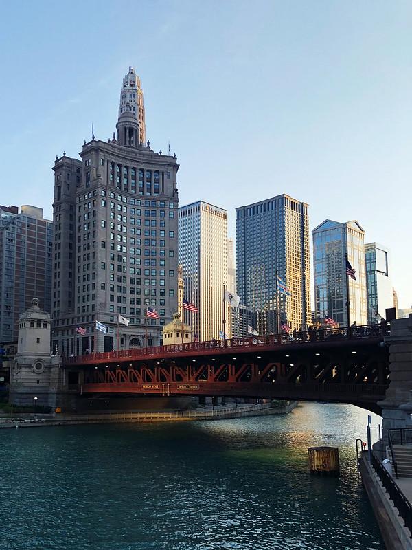 Chicago sin lluvia