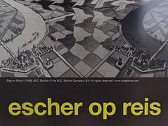 Fries Museum Eschers journey