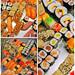 Oriental Garden Restaurant: Buffet (Sushi)