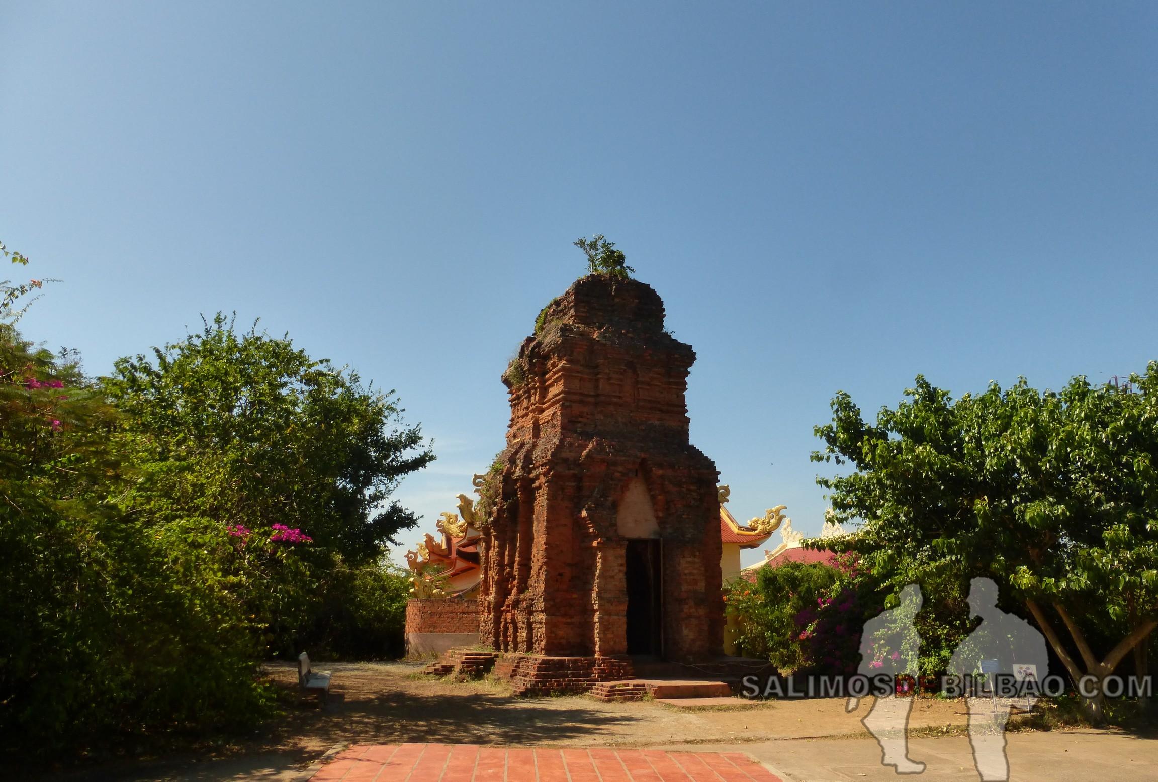 1302. Ruinas Po Sah Inu, Phan Thiet