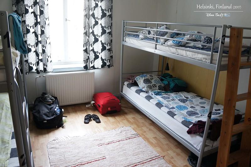 2017 Europe Helsinki Hostel Diana Park