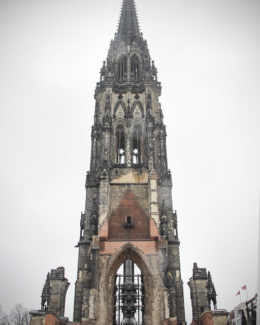 St. Nikolai Memorial, Hamburg