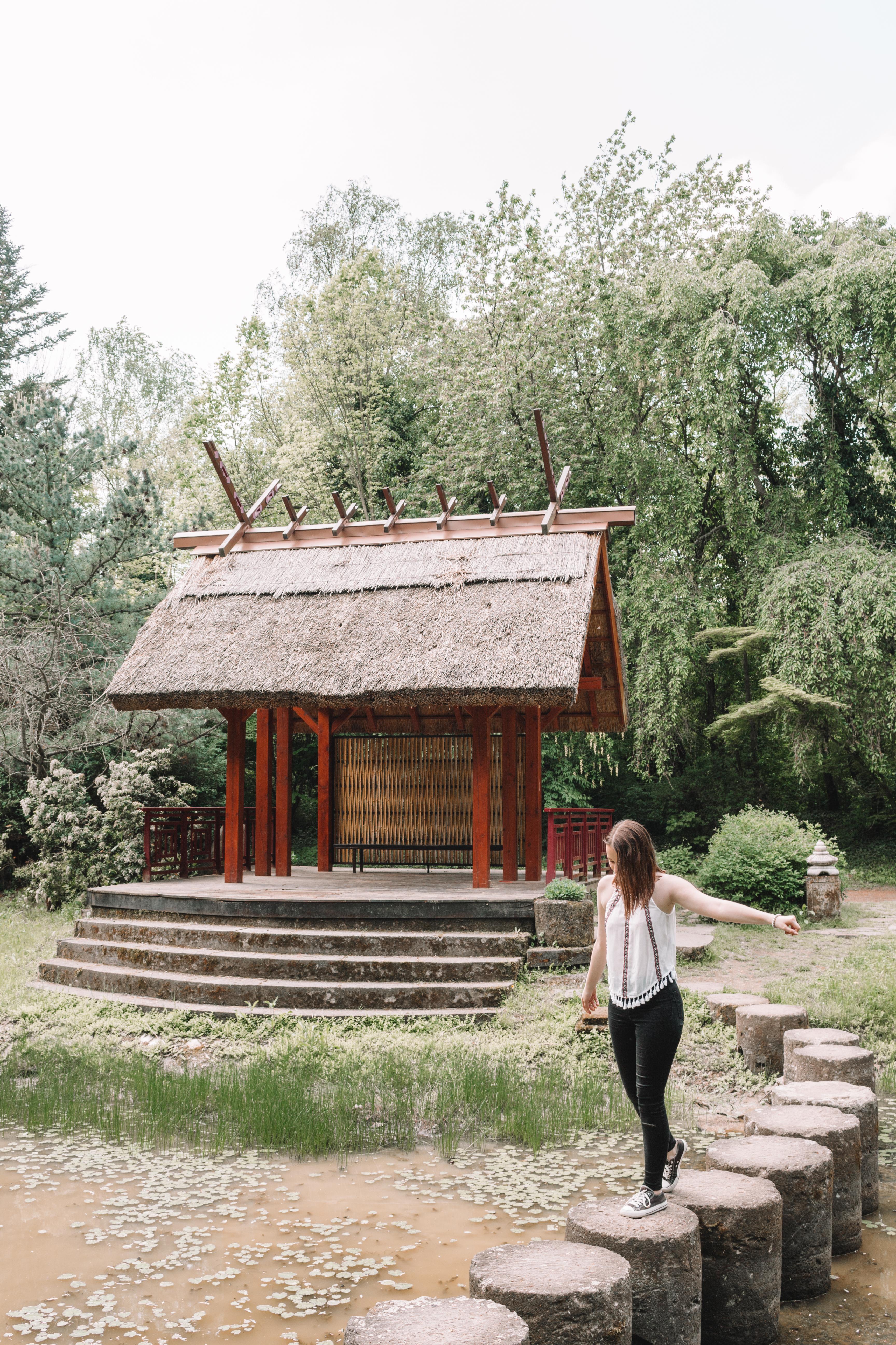 arboretum mlynany