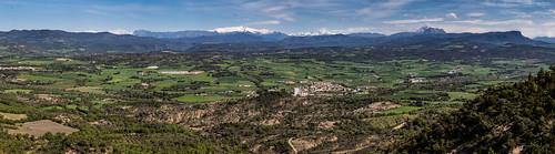 Panoramica desde San Martin de la Sierra