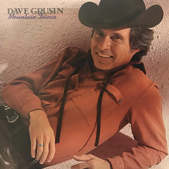 DAVE GRUSIN:MOUNTAIN DANCE(JACKET A)