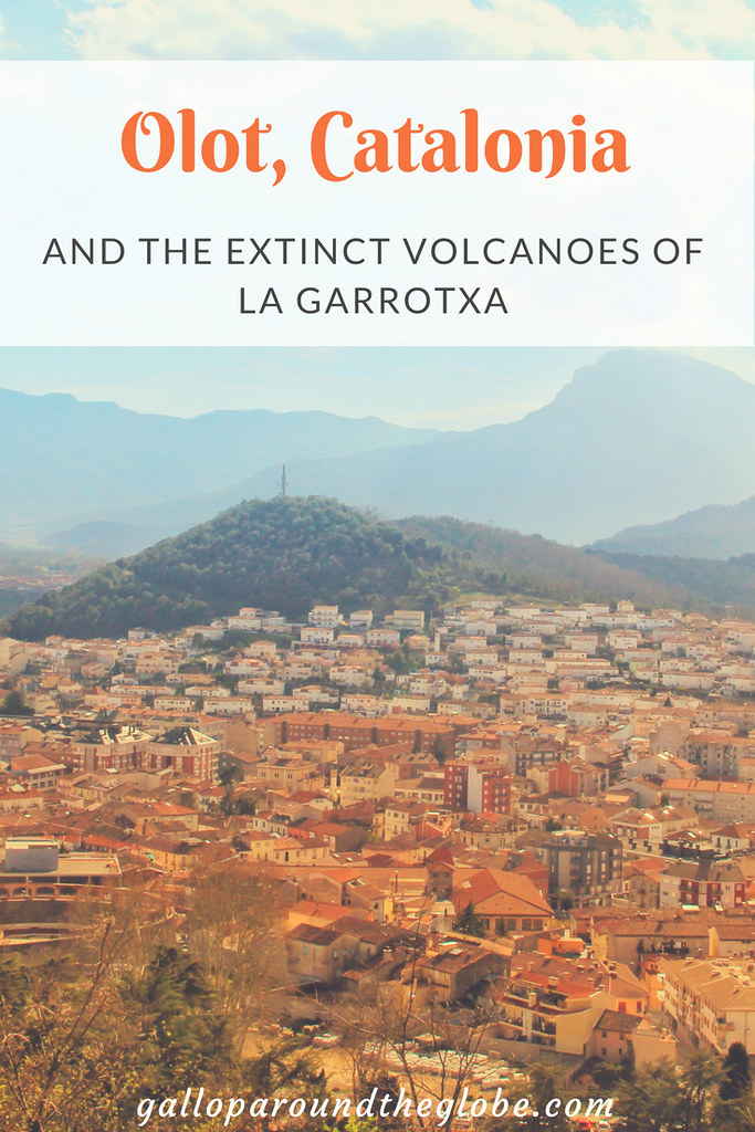 Olot and the Extinct Volcanoes of La Garrotxa | Gallop Around The Globe