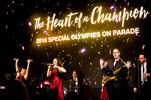 2018 Special Olympics on Parade