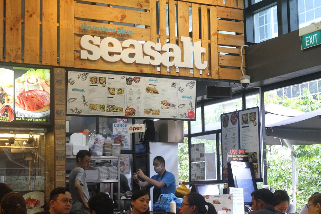 western food - Seasalt - Storefront