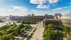 Курортный город Новосибирск: столица сибирского региона