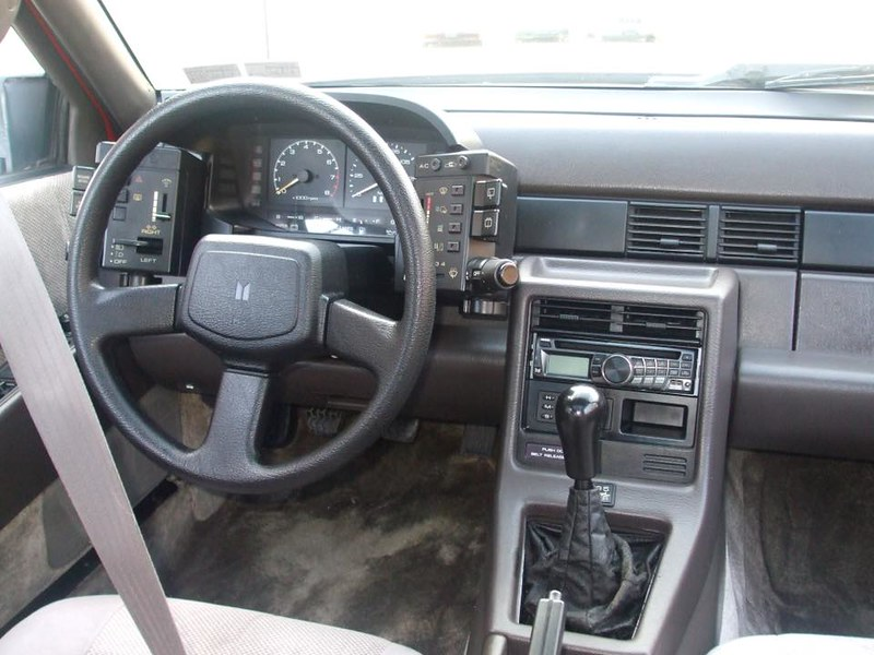 1988 Isuzu Impulse