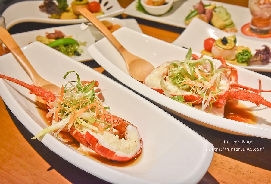 水森水產價格菜單 台中高檔生猛海鮮龍蝦餐廳14