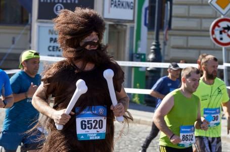 FOTOLEGRACE: Tak jak je to s těmi dresy na maraton?!?
