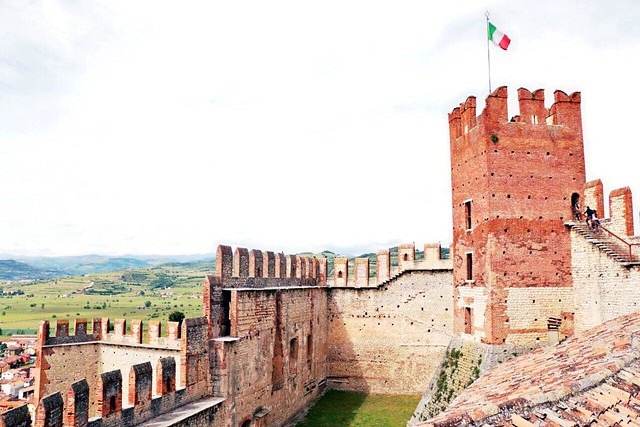 castello scaligero di soave