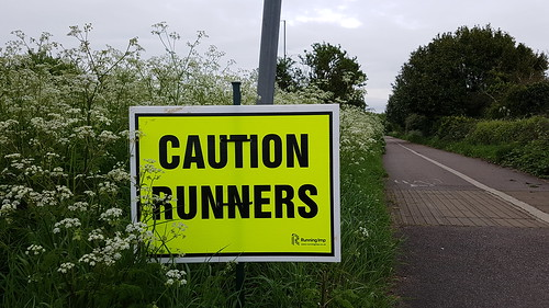Just a couple of shots from Witney parkrun #7