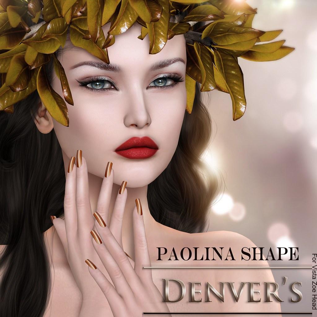 Denver's Paolina Shape- - TeleportHub.com Live!