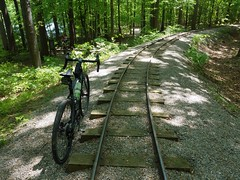 2018 Bike 180: Day 53 - Small Rails