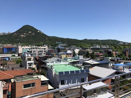 20180519_김미경 작가와 함께하는 서촌 옥상 드로잉