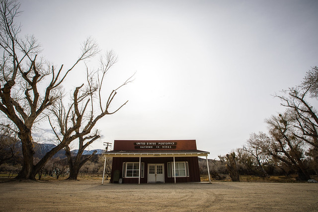 Valyermo Post Office Wide