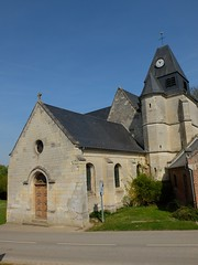 CAYEUX-en-Santerre :  Eglise Saint-Martin - Photo of Cayeux-en-Santerre
