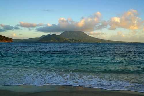 nevis saintkitts caribbean