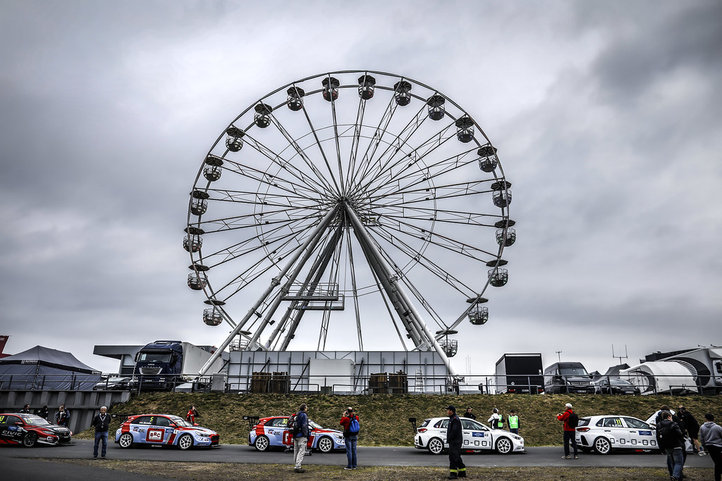 paddock during the 2018 FIA WTCR World Touring Car cup of Nurburgring, Germany from May 10 to 12 - Photo Francois Flamand / DPPI