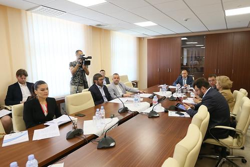 Şedinţa Comisiei economie, buget şi finanţe