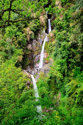 sikkimindia2018 sevensisterswaterfall lachung sikkim india in
