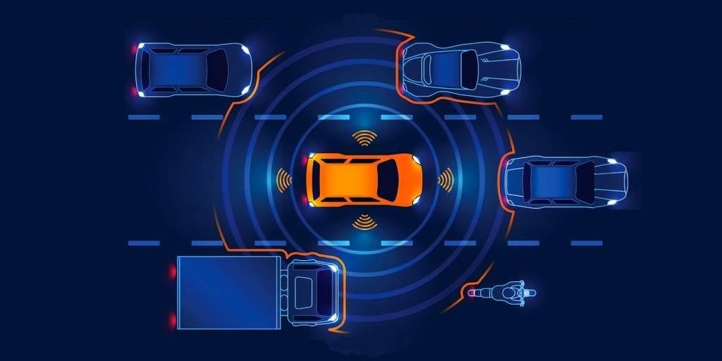 Des voitures autonomes aussi efficaces que les conducteurs humains