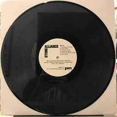 STONE ALLIANCE:STONE ALLIANCE(RECORD SIDE-B)
