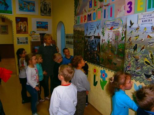 Зустріч з вихованцями дитячого садочка 24.04.18 С. Айні