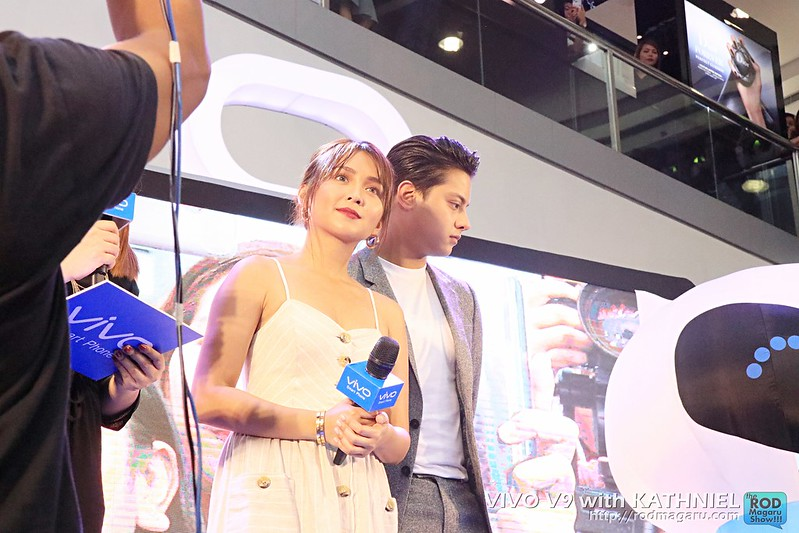 VIVO V9 KATHNIEL 20 ROD MAGARU