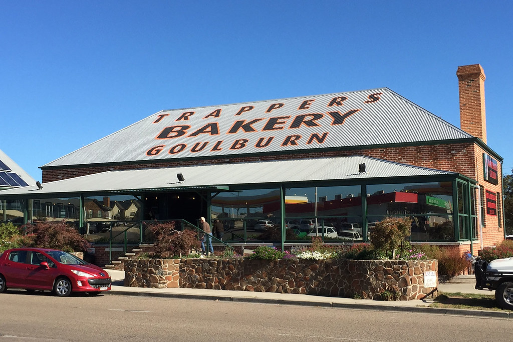Trappers Bakery