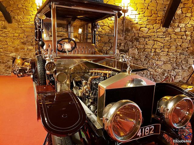 los Rolls Royce y otros clásicos de la Torre de Loizaga 17
