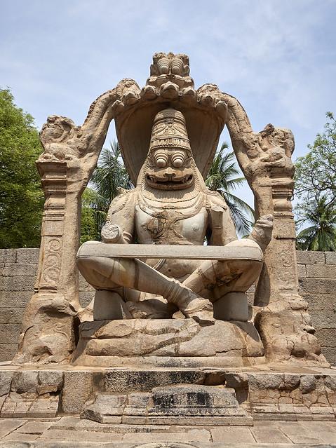 Lakshmi Narasmiha temple