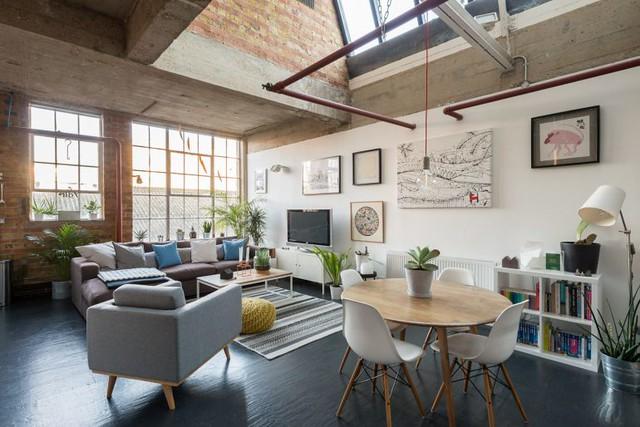 AN4 nuevo loft londinense