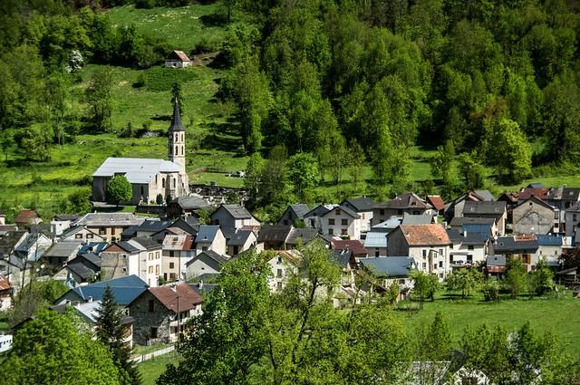 Aulus-les-Bains (Ariège)