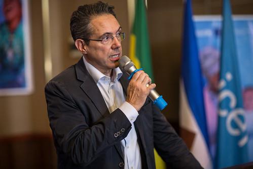 H.E Ambassador Johan Borgstam, Head of the European Union Delegation to Ethiopia