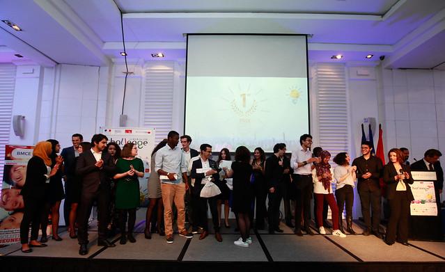 Challenge franco-marocain de l'entrepreneuriat - 4 et 5 mai 2018