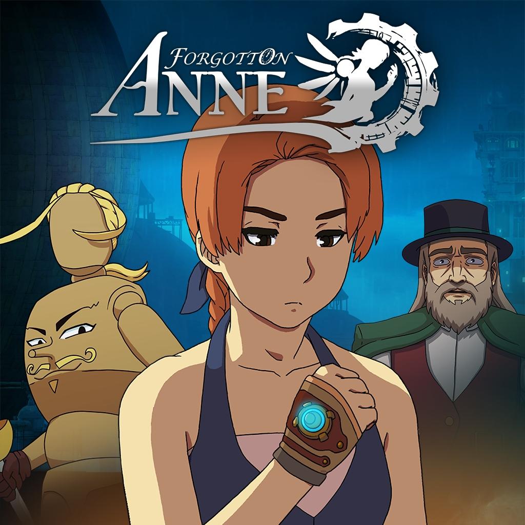 Forgotten Anne