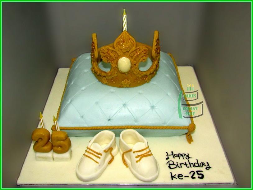 Cake Crown 20 cm