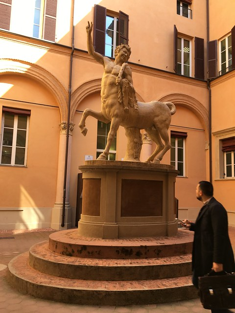 Courtyard Centaur