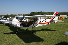 G-CITG Best Off Skyranger [BMAA/HB/670] Popham 050518