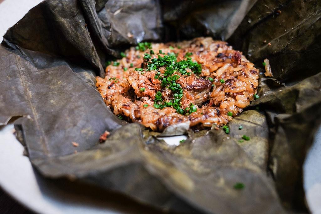 restaurant ibid Lotus Rice