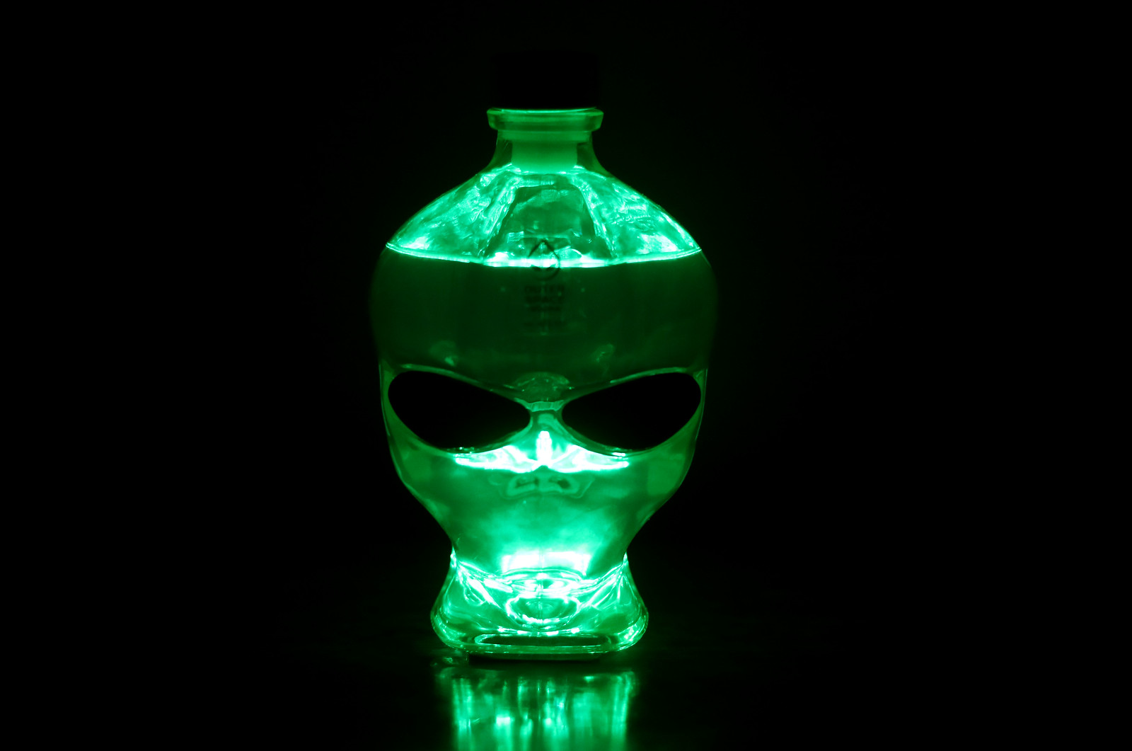 Outerspace vodka prettygreentea